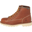 Wolverine Floorhand II Men's 6in. Steel Toe Work Boots — Brown, Size 7 1/2, Model# W10830 The price is $114.99.