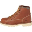 FREE SHIPPING — Wolverine Floorhand II Men's 6in. Steel Toe Work Boots - Brown, Size 10 1/2, Model# W10830 The price is $114.99.