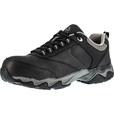 Reebok Work Men's Beamer Athletic Safety Toe Shoes — Black, Size 8 1/2, Model# RB1062 The price is $99.99.
