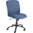 Mayline Safco Uber Big and Tall High Back Chair — Blue, Model# 3490BU The price is $319.99.