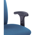 Safco Adjustable T-Pad Arms — Fits Uber Big & Tall Chairs, Model# 3496BL The price is $62.99.