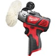 FREE SHIPPING — Milwaukee M12 Variable Speed Polisher/Sander — Tool Only, Model# 2438-20 The price is $149.00.