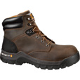 Carhartt Men's 6in. Work-Flex Composite Toe EH Work Boots - Brown, Size 10 1/2 Wide, Model# CMF6366 The price is $124.99.
