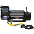 Superwinch 12 Volt DC Powered Electric Truck Winch — 8500-Lb. Capacity, Galvanized Wire, Model# 1585202 The price is $299.99.