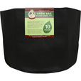Sunlight Supply Gro Pro Grow Bag Round Fabric Pot — 10-Gallon Capacity, Black The price is $5.19.
