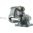 Wilton Machinist's Bench Vise — 5in. Jaw Width,Swivel Base, Model# 500S The price is $1,129.99.
