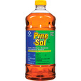 Pine-Sol Liquid Cleaner — 6-Pack of 60-oz. Bottles, Model# 41773 The price is $37.99.