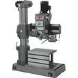 FREE SHIPPING — JET Radial Arm Drill Press — 6-Speed, 36in., 3 HP, 230/460 Volt, Model# J-720R The price is $14,699.00.