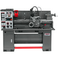 FREE SHIPPING — JET Geared Head Bench Lathe — 12in. x 33in., Model# GHB-1236 The price is $8,399.99.