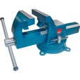 Bessey Drop Forged Industrial Bench Vise — 4in. Jaw Width, Model# BV-DF4SB The price is $379.99.