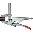 Bessey Tools SuperGrips Plier Clamp Tool — 4in. Clamping Capacity, 440 Lb. Force, Model# SG4