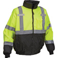 OccuNomix 3-in-1 Class 3 Safety Bomber Jacket