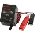Schumacher 1 Amp Manual Trickle Charger/Battery Maintainer — 12 Volt, Model# SE-1 The price is $14.99.
