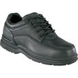 Rockport Men's World Tour Steel Toe Oxford - Black, Size 7 1/2, Model# RK6761 The price is $114.99.