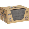 New Pig Universal Medium-Weight Absorbent Mat Pads — Box of 100, 20in.L x 15in.W, Model# 25300 The price is $69.99.