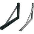 Phoenix Super-Heavy-Duty L-Arm Truck Tool Box Mounting Brackets — Pair, 33in.L x 19in.H, Model# TBP007 The price is $99.99.