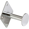 Econoco Dressing Room Knob for Wallmount — Chrome, 3in.L, Model# FR3 The price is $179.99.
