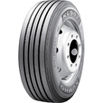 Kumho SmartWay Long Haul All Position ATV Tire — 285/75R24.5, Model# KLS02e The price is $379.99.