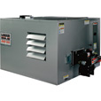 Lanair Ductable Waste Oil Heater — 300,000 BTU, Model# MXD300 (DUCTABLE)