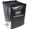 Powerblanket 275-Gallon Insulated Tote Heater — Includes Adjustable Thermostatic Controller, 1,440 Watt, 120 Volt, Model# TH275 The price is $1,199.99.