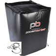 Powerblanket 330-Gallon Insulated Tote Heater — Includes Adjustable Thermostatic Controller, 1440 Watts, 120 Volt, Model# TH330 The price is $1,449.99.