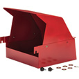 Oregon Grit Collector for Heavy-Duty Blade Grinder (Item# 70042), Model# 88-029 The price is $109.99.