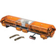 Wolo Infinity 2 48in. Strobe Light Bar — Amber Lens, Model# 7500-A The price is $499.99.