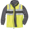 FREE SHIPPING — Gravel Gear Men's Class 2 High Visibility 8-Oz. Softshell Vest — Lime, Medium The price is $63.99.