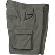 FREE SHIPPING - Gravel Gear Men's Flex Wear Nylon Cargo Shorts with Teflon - Granite, 40 Waist The price is $19.99.