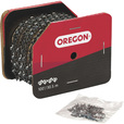 Oregon PowerCut 70-Series EXL Chainsaw Chain — 100ft. Roll, 3/8in. Chain Pitch, .063in. Chain Ga., Standard Sequence, Model# 75EXL100U The price is $379.99.