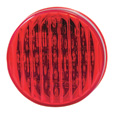 Trux Accessories LED Truck Light — 2in. Round, Red The price is $4.99.