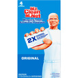 Mr. Clean Magic Eraser — Case of 6, 4 in Each, Model# 82027 The price is $32.99.