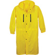 West Chester Men's Protective Gear 48in.L Polyester Rain Jacket - Yellow, XL, Model# 44917/L The price is $24.99.