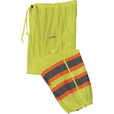 FREE SHIPPING — Gravel Gear Men's Class E Work Pants — Lime, Small/Medium The price is $18.99.