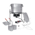King Kooker Outdoor Chef's Hot Tub — 33,000 BTU Burner, Model# 2864 The price is $189.99.