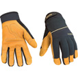 FREE SHIPPING - Gravel Gear Men's Hybrid Glove - 2XL The price is $19.99.