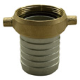 Apache Short Shank Aluminum Coupling — 2in. Female Thread, 75 PSI Maximum The price is $7.99.