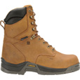 Carolina Men's 8in. Waterproof Broad Toe EH Work Boots - Copper, Size 14, Model# CA8020 The price is $144.99.
