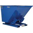 Vestil Self-Dumping Steel Hopper — Bumper Release, 6,000-lb. Capacity, 1 1/2 Cubic Yard Volume, Model# D-150-HD The price is $1,129.99.