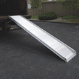 Vestil Aluminum Walk Ramp — Steel-Hook Style, 13 7/64ft.L x 38in.W, Model# AWR-38-12B The price is $699.99.