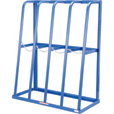 Vestil Vertical Storage Rack — 4 Bays, 48 1/2in.W x 24in.D x 61in.H, Model# SSRT-47 The price is $419.99.
