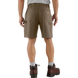Carhartt Men's Work Short - Light Brown, 30in. Waist, Model# B144 The price is $29.99.