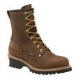 Carolina Men's Waterproof Logger Boots - 8in., Brown, Size 8 1/2 Wide, Model# CA8821 The price is $134.99.