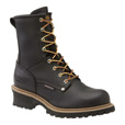 Carolina Men's 8in. Waterproof Logger Work Boots - Black, Size 13, Model# CA8823 The price is $134.99.