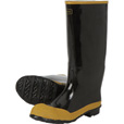Lacrosse Men's Rubber Knee Boots - Safety Toe, Waterproof, Size 9 The price is $59.95.