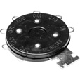 Performance Tool Round Spark Plug Gauge — 7 Sizes, Model# W162C The price is $3.99.