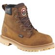 Irish Setter Hopkins Men's 6in. Waterproof Aluminum Toe EH Work Boots — Brown, Size 11 1/2 The price is $124.99.