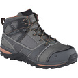 Irish Setter Men's Rockford Waterproof Nano-Composite Toe EH Hiker Boots — Gray/Orange, Size 14, Model# 83418D 140 The price is $139.95.