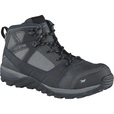 Irish Setter Men's Rockford 5in. Waterproof Nano-Composite Safety Toe Hiker Boots — Dark Gray/Navy, Size 11 1/12 Wide, Model# 83420E2115 The price is $139.95.