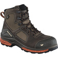 FREE SHIPPING — Irish Setter Men's Kasota 6in. Waterproof Nano-Carbon Composite Safety Toe Work Boots - Brown/Orange, Size 8 Wide, Model# 83640E2080 The price is $154.95.